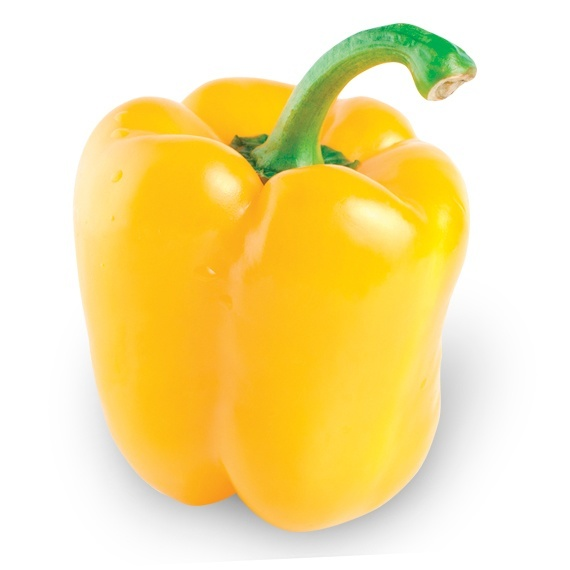 poivron-jaune